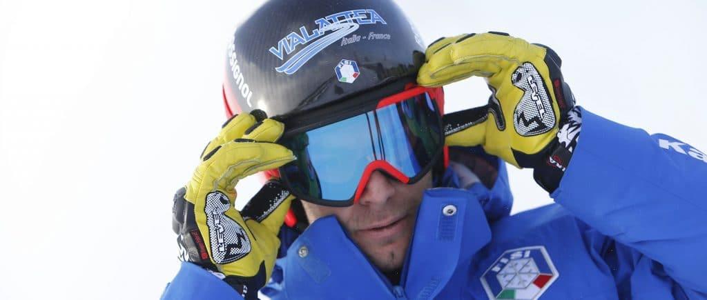 Quand portez son masque de ski (1)