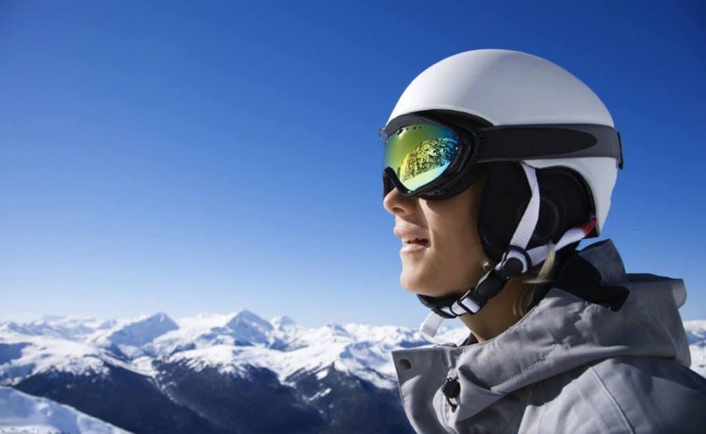 Quand portez son masque de ski (3)