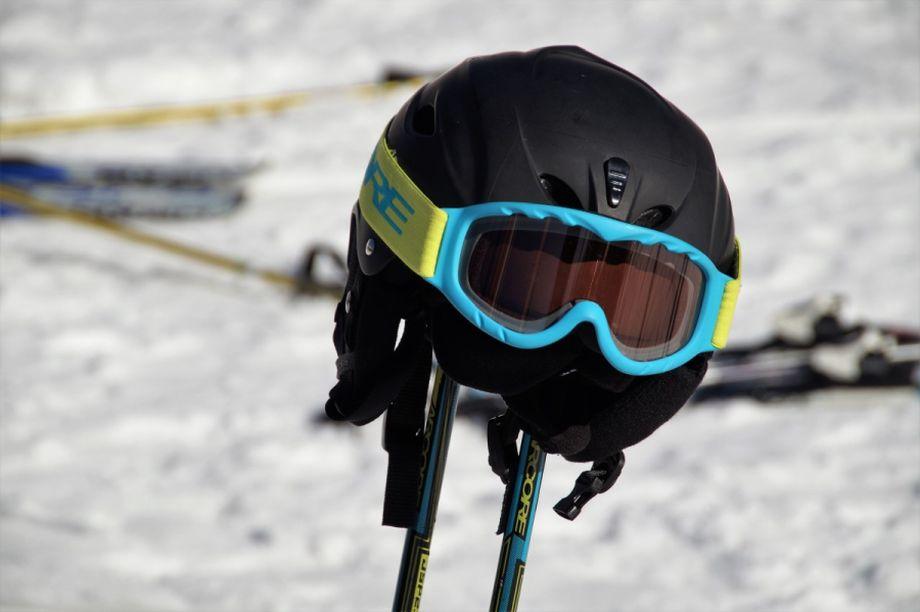 Écran de masque de ski qu'est-ce que c'est