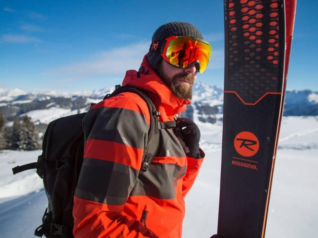 bien nettoyer masque de ski
