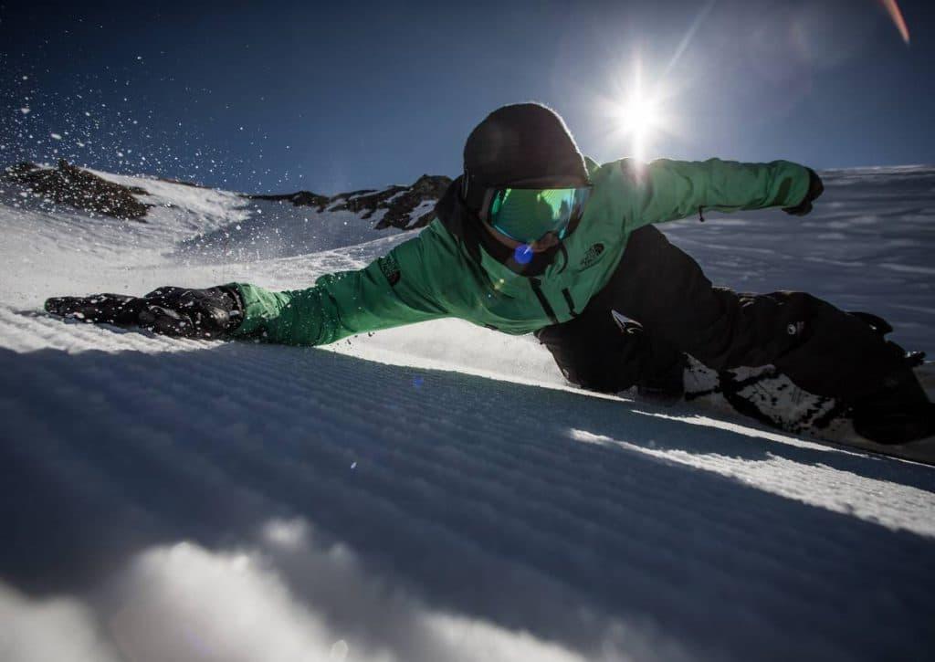 couleur ecran masque de ski