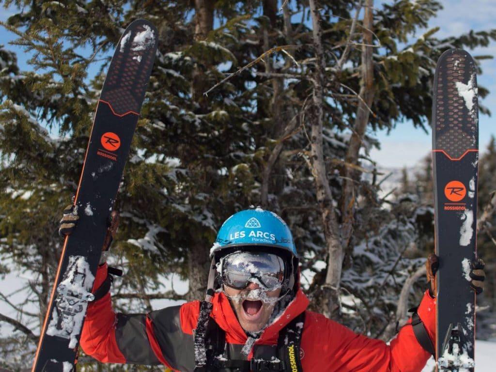 entretenir masque de ski