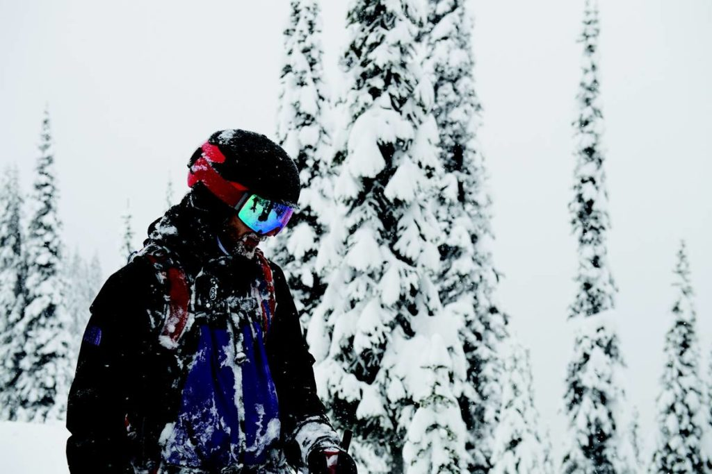 choisir masque de ski chromapop