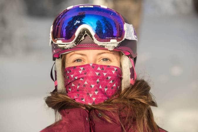 masque de ski en promo cairn