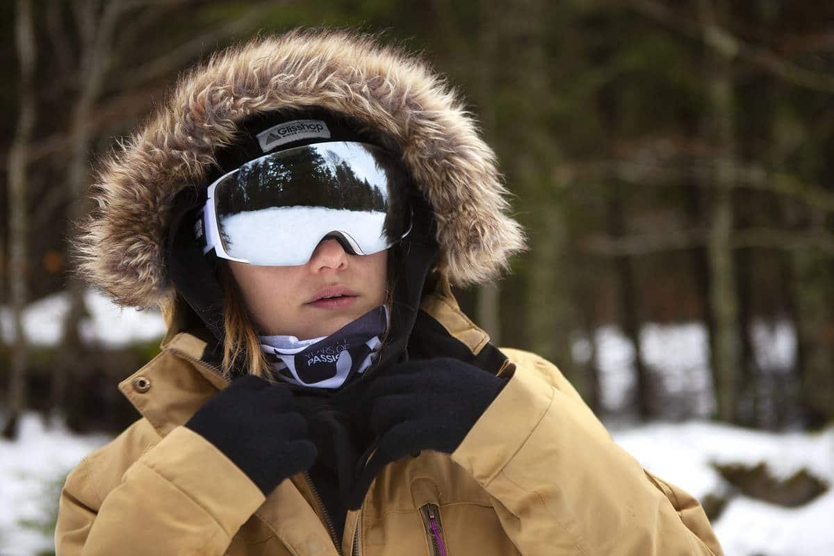 masque de ski glisshop