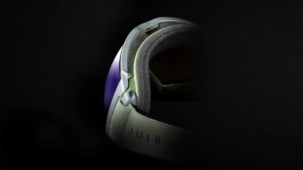 masque de ski julbo superflow system off