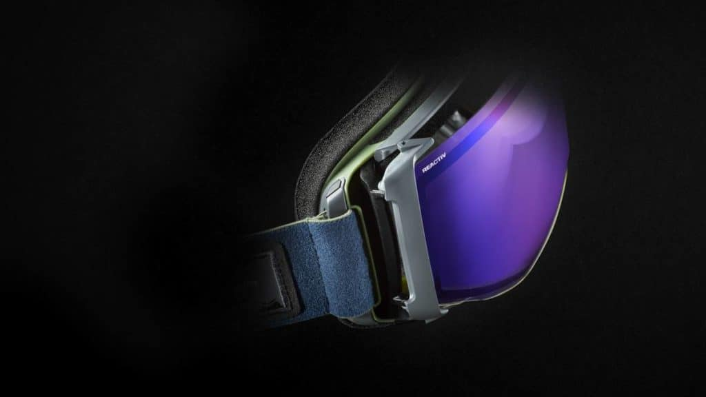 masque de ski julbo superflow system on