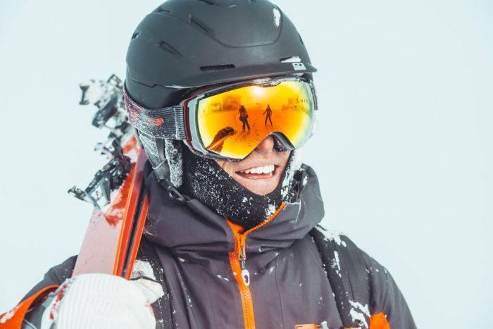 Masque de ski Aerospace